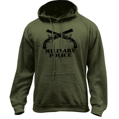 Army Military Police Pullover Hoodie