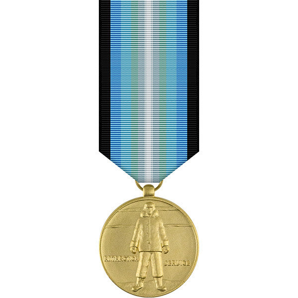 Armed Forces Civilian Service Anodized Medal