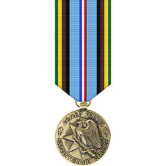 Armed Forces Expeditionary Miniature Medal
