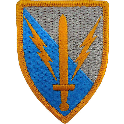 201st Military Intelligence Brigade Class A Patch