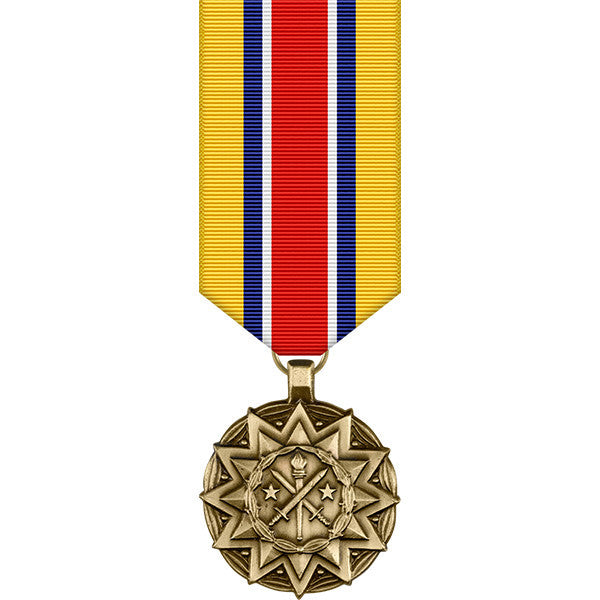 Army Reserve Components Achievement Miniature Medal