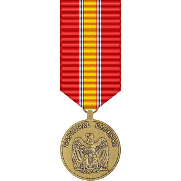 National Defense Service Miniature Medal