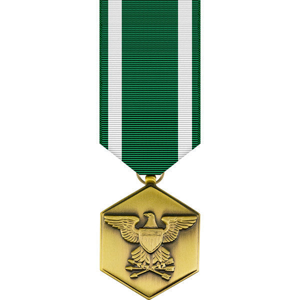 Navy & Marine Corps Commendation Miniature Medal
