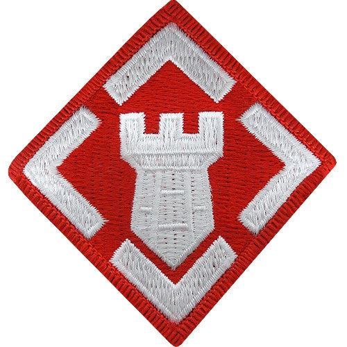 20th Engineer Brigade Class A Patch