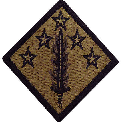 20th Support Command MultiCam (OCP) Patch
