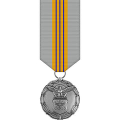 Air Force Meritorious Civilian Service Award Miniature Medal
