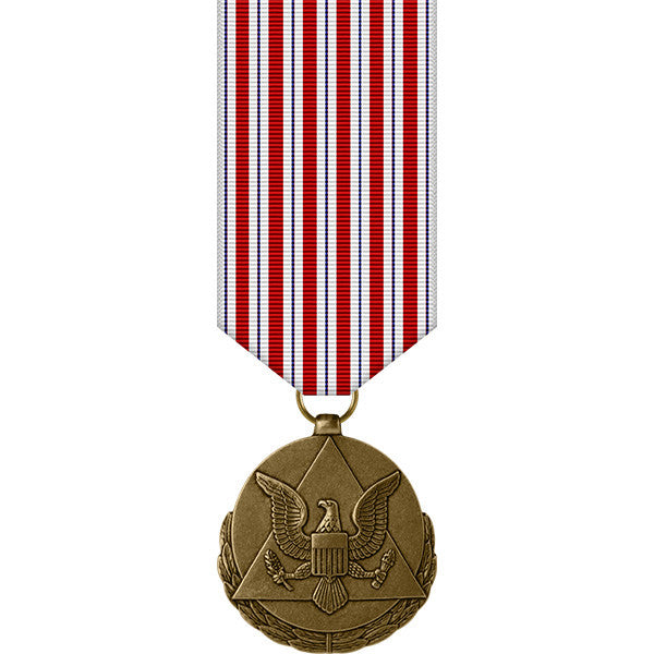Army Outstanding Civilian Service Award Miniature Medal