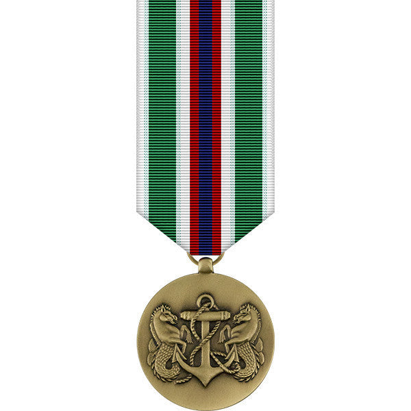 Merchant Marine Expeditionary Miniature Medal