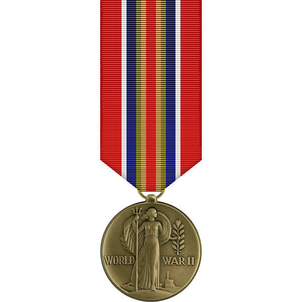 Merchant Marine World War II Victory Miniature Medal