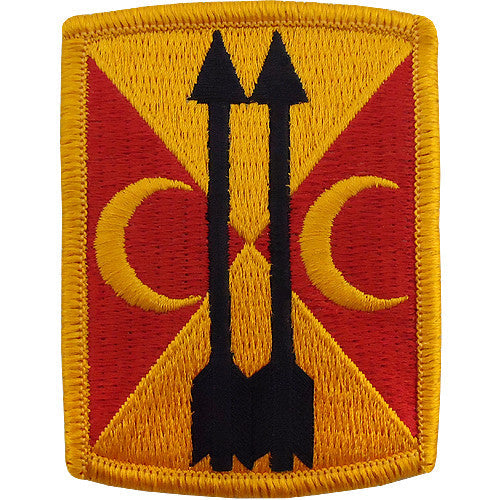 212th Fires Brigade Class A Patch