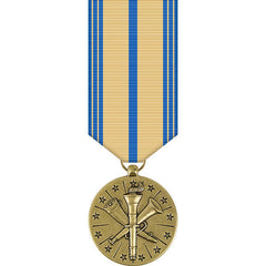 Armed Forces Reserve Miniature Medal - Navy Version