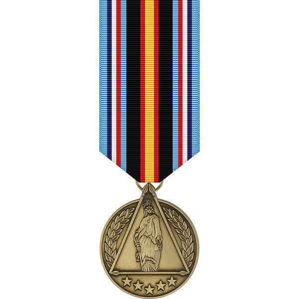 Global War On Terrorism Civilian Service Miniature Medal