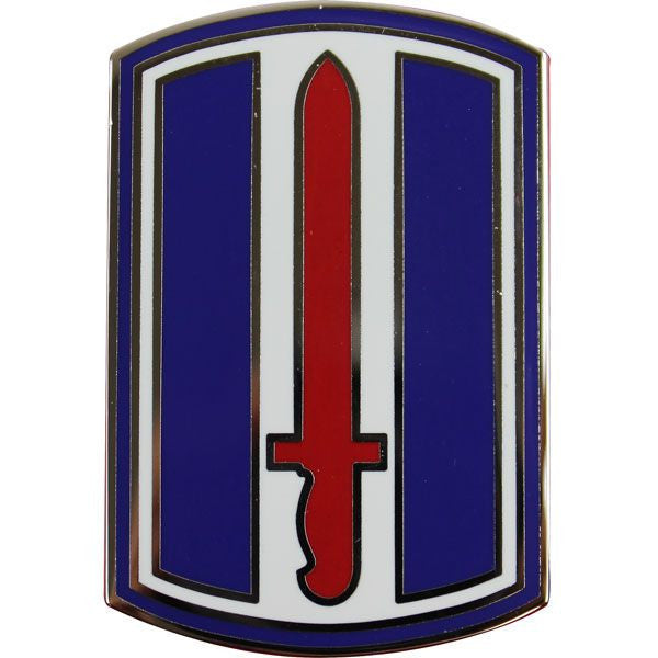 193rd Infantry Brigade Combat Service Identification Badge
