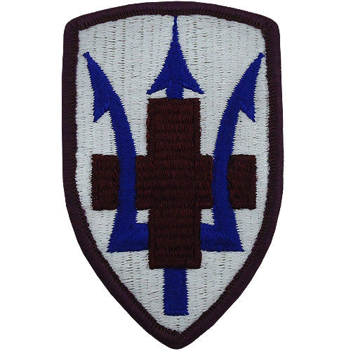 213th Medical Brigade Class A Patch