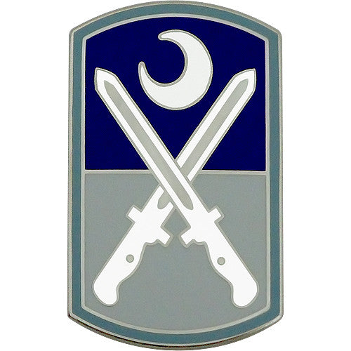 218th Maneuver Enhancement Brigade Combat Service Identification Badge
