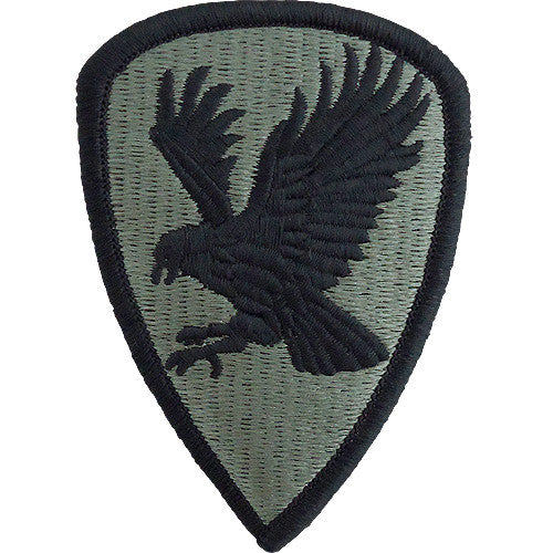 21st Cavalry Brigade ACU Patch