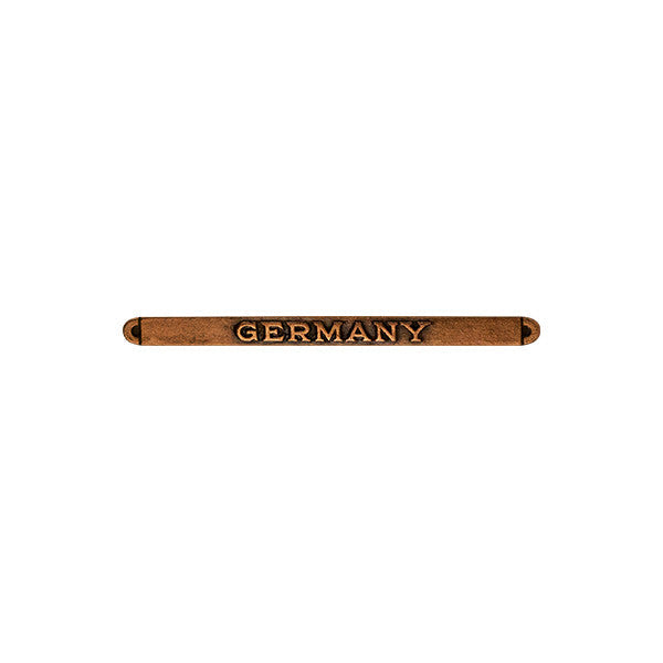 Prongless Germany Bar (Miniature Medal Size)
