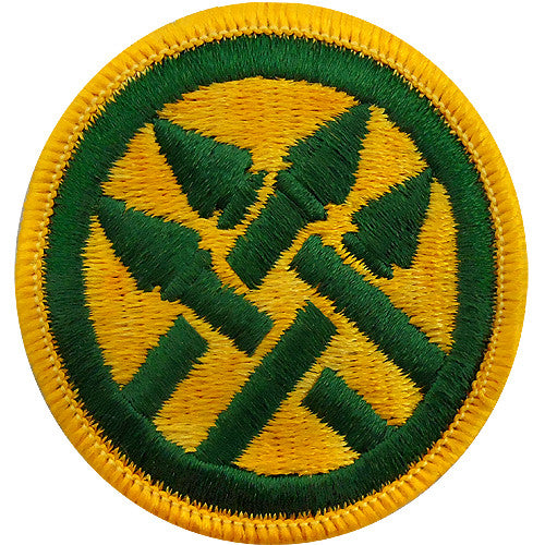 220th Military Police Brigade Class A Patch