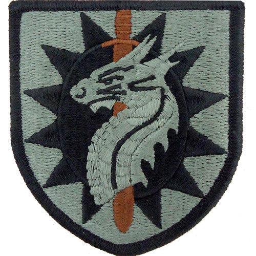 224th Sustainment Brigade ACU Patch