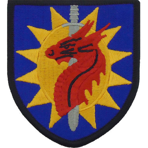 224th Sustainment Brigade Class A Patch