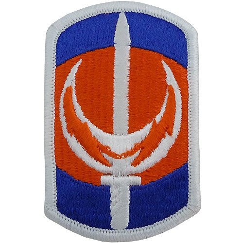 228th Signal Brigade Class A Patch
