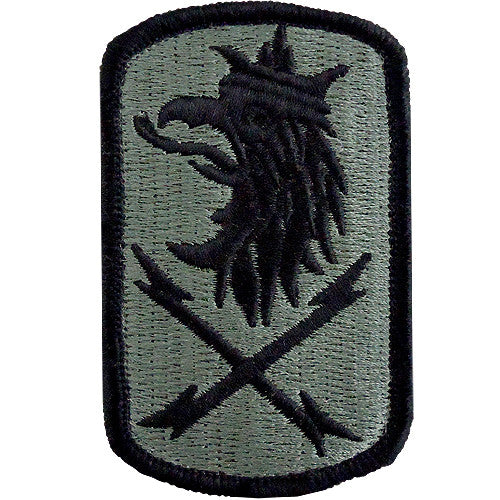 22nd Signal Brigade ACU Patch