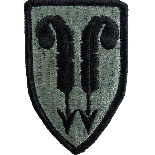 22nd Support Command ACU Patch
