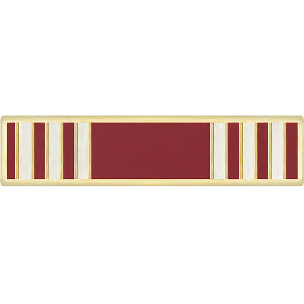 Army Good Conduct Medal Lapel Pin