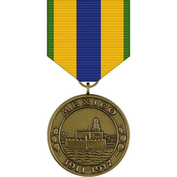 Mexican Service Medal - Marine Corps
