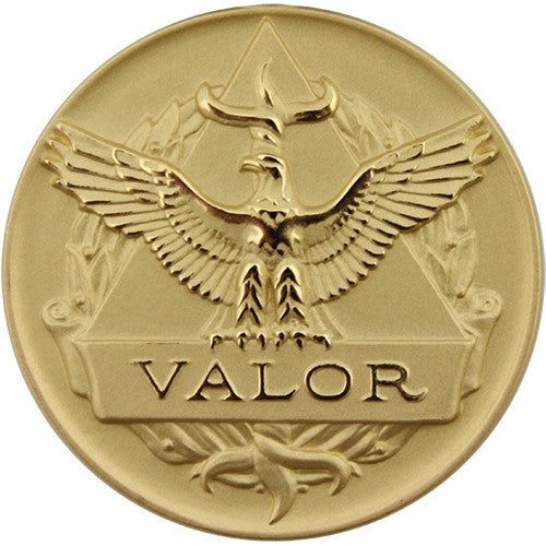 Air Force Civilian Award for Valor Medal Lapel Pin