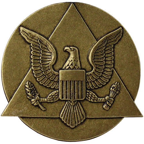 Army Commanders Award for Public Service Medal Lapel Pin