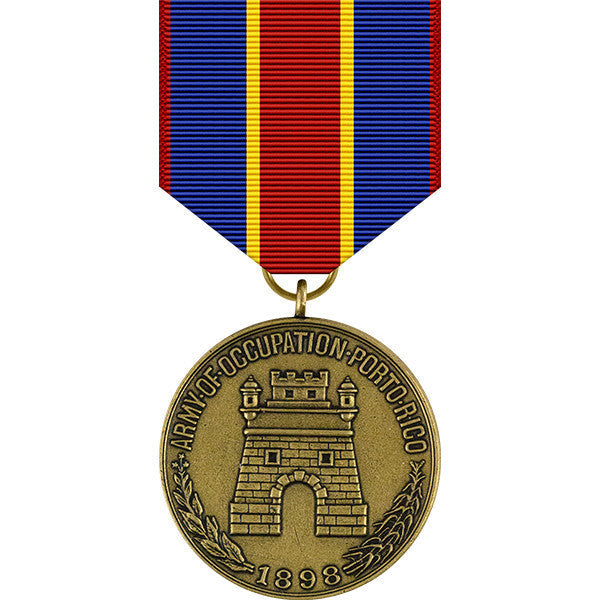 Army of Puerto Rican Occupation Medal