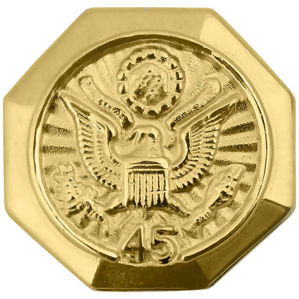 45-Year Federal Length of Service Lapel Pin