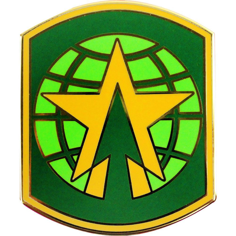 16th Military Police Brigade Combat Service Identification Badge