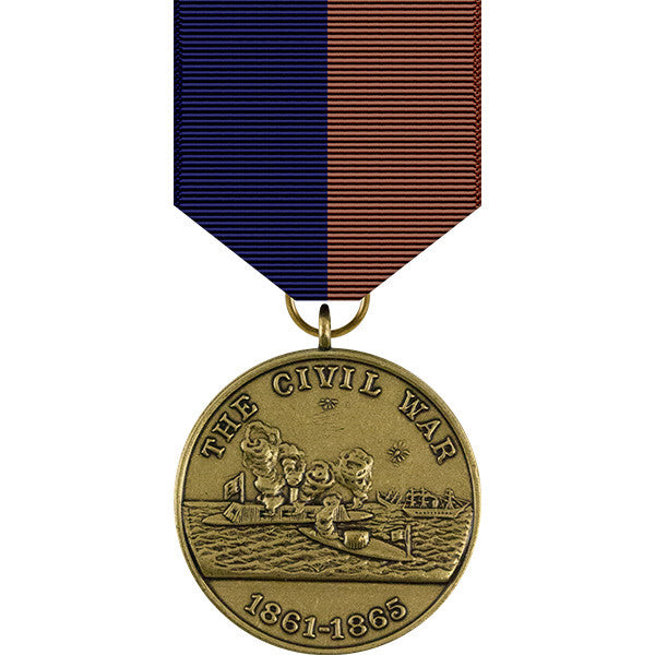 Civil War Campaign Medal - Navy
