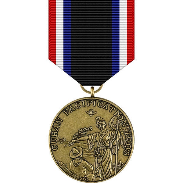 Cuban Pacification Medal - Navy