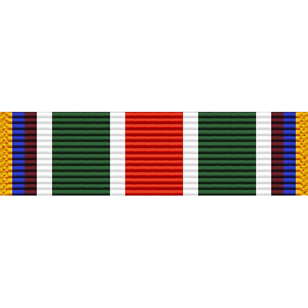 Public Health Service National Emergency Preparedness Award Medal Thin Ribbon