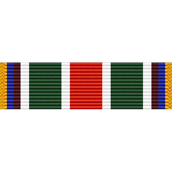 Public Health Service National Emergency Preparedness Award Medal Ribbon