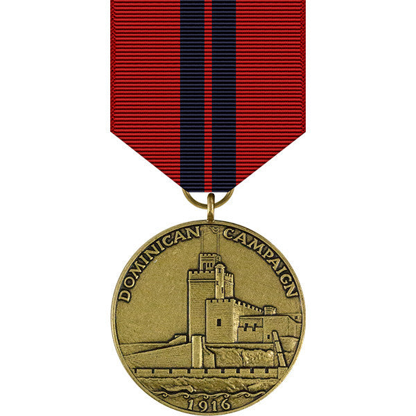 Dominican Campaign Medal - Navy
