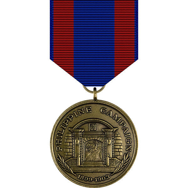 Philippine Campaign Medal - Navy