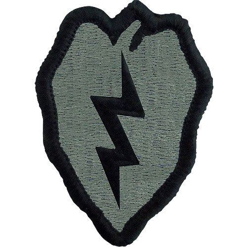 25th Infantry Division ACU Patch