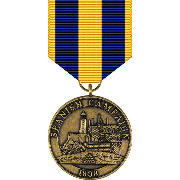 Spanish Campaign Medal - Marine Corps