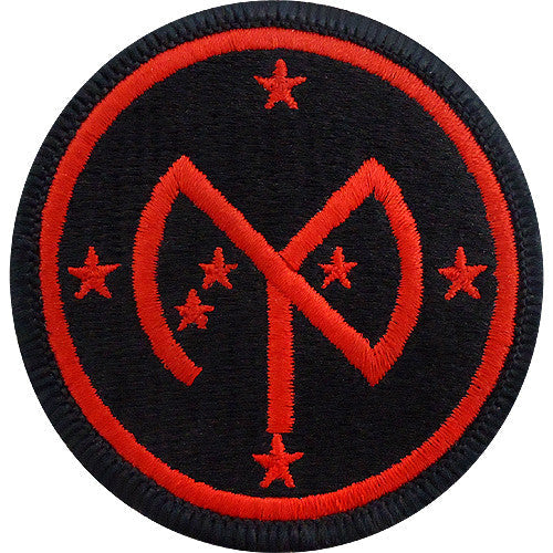 27th Infantry Brigade Combat Team Class A Patch