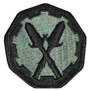 290th Military Police Brigade ACU Patch