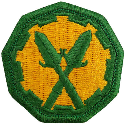 290th Military Police Brigade Class A Patch