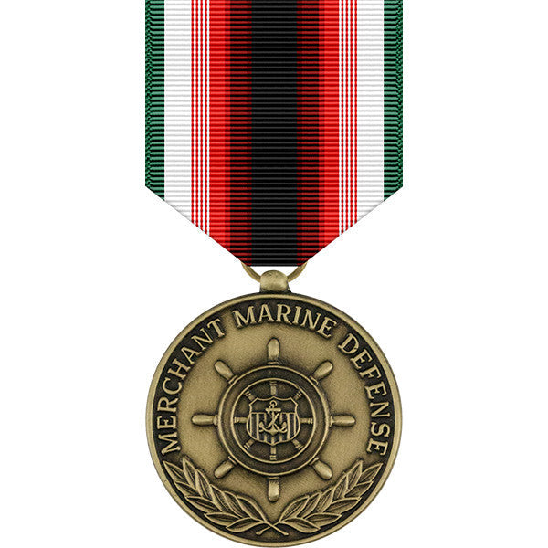 Merchant Marine Defense Medal