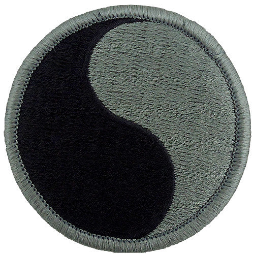 29th Infantry Division ACU Patch