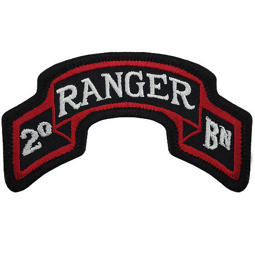 2nd Battalion - 75th Ranger Regiment Class A Scroll Patch