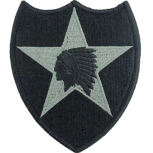 2nd Infantry Division ACU Patch