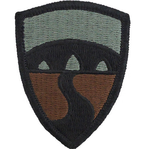 304th Sustainment Brigade ACU Patch